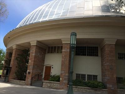 Mormon Tabernacle - Salt Lake City, UT - LDS Church History Sites on