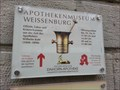 Image for Apothekenmuseum - Weißenburg, Germany, BY