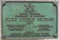 Image for Fort Steele Bridge - 1966 - Fort Steele, BC