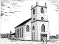 Image for Gordon Memorial United Church by Sterling Stratton - Alberton, PEI