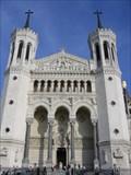 Image for Basilica Notre-Dame de Fourvière - Lyon, France