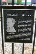 Image for William H. Stiles - Cartersville, GA