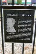 Image for William H. Stiles - Cartersville, GA