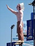 Image for Native American Muffler Man - San Antonio, TX