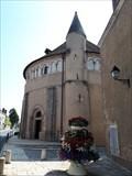 Image for Collégiale Saint-Etienne - Chemins de Saint-Jacques-de-Compostelle en France - Neuvy-Saint-Sepulchre, France, ID=868-027