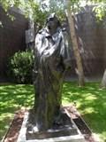 Image for Monument to Balzac  -  Pasadena, CA