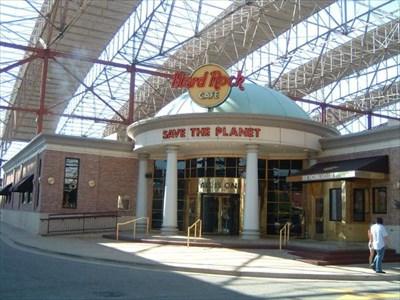 Hard Rock Cafe St Louis Parking