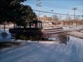 Image for Barge Boat 122 - Erie Canal, Tonawanda, New York