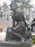 Image for Our Lady of La Salette Bronze Statue - Attleborough, MA