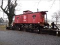 Image for CNJ Caboose 91392 - Richland, NJ