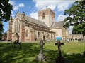 Image for St Asaph's Cathedral - Churchyard - Saint Asaph, Denbighshire, Wales