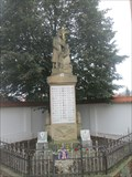 Image for Pomnik Obetem 1. svetove valky - Hlohovec, Czech Republic
