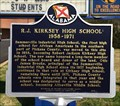 Image for R.J. Kirksey High School 1958-1971 - Aliceville, AL