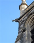 Image for Gargoyles, Holy Trinity Church, Llandudno, N.Wales.