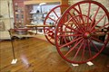 Image for 1880s Fire Fighting Equipment -- Atchison Depot Museum, Atchison KS