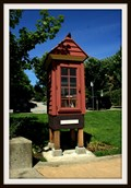 Image for Sapperton Plaza - Free Little Library #20900 — New Westminster, BC