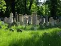 Image for židovský hrbitov / the Jewish cemetery, Strakonice,  Czech republic
