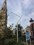 Image for Christ Church Kensington Flag Pole- Victoria Road, London, UK