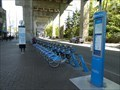 Image for Mobi Bicycle Shares at Anderson and Second  -  Vancouver, BC, Canada