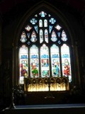 Image for Windows, St. Oswald Parish Church, Oswestry, Shropshire, England