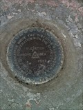 Image for U.S. Geological Survey 278 SB Reset Benchmark - Laguna Niguel, CA