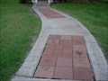 Image for Memorial Park pavers - Minco, OK