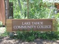 Image for Lake Tahoe Community College - South Lake Tahoe, CA