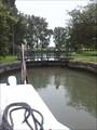 Image for L'écluse de Fresnes - Canal de l'Ourcq, France