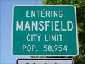 Image for Mansfield, TX - Population 58,954