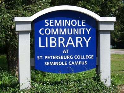 Seminole Community Library at SPC, Seminole Campus