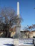 Image for Philip O'Reilly Obelisk - Notre-Dame Cemetery - Ottawa, Ontario