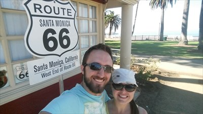 The Tourist Info hut...