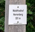 Image for 551m - Waldfriedhof - Herrenberg, Germany, BW