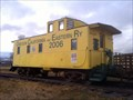 Image for OC&E Woods Line State Trail Caboose 2006 - Klamath Falls, OR