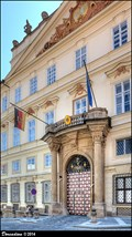 Image for East Germans Swell Embassy in Prague - Lobkowicz Palace (Prague, CZ)