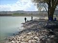 Image for Fishing Pond at Old Farm Park - Riverton, Utah USA