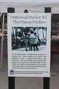 Image for Historical Marker #2: The Dance Pavilion