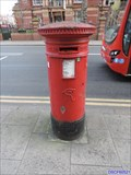Image for Victorian Post Box - High Street South, East Ham, London, UK