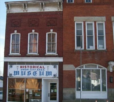 Union City Historical Society Museum