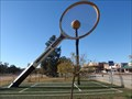 Image for Big Tennis Racquet, Barellan, NSW, AUS
