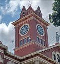Image for Butler County Courthouse Clock Tower (HF1188) - El Dorado, KS