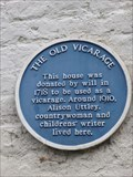 Image for The Old Vicarage - Knutsford, Cheshire, UK.