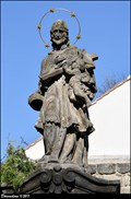 Image for St. John of Nepomuk / Sv. Jan Nepomucký - Budyne nad Ohrí (North Bohemia)