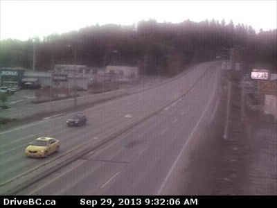 Peden Hill-Prince George 2 Traffic Webcam - Prince George, BC - Web