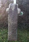 Image for Granite Cross, east of Hatherleigh, Devon UK