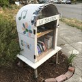 Image for Little Free Library at 1331 Peralta Avenue - Berkeley, CA