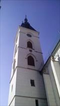 Image for TB 3015-18 Vodnany, kostel