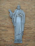 Image for St. Joseph with Doves - Terre Haute, IN