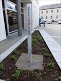 Image for Aberdare Library - Peace Pole - Rhondda Cynon Taf, Wales.