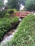 Image for Wasserfall im japanischen Garten - Kaiserslautern, RLP, Germany